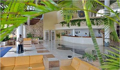 Hotel Melia Cayo Coco lobby