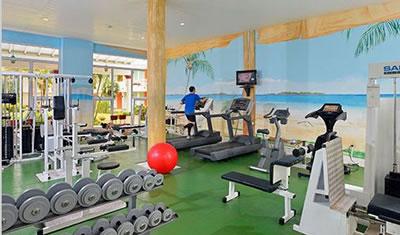 Hotel Melia Cayo Guillermo Gym