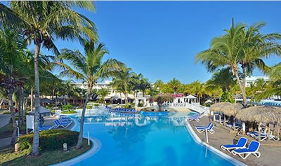 Hotel Melia Cayo Guillermo Pool