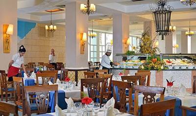 Hotel Melia Cayo Guillermo Restaurant