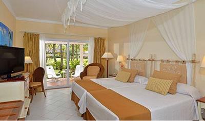 Hotel Melia Cayo Guillermo Habitacion