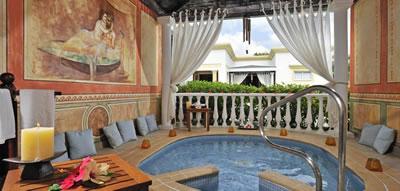 Hotel Melia Cayo Santa Maria Jacuzzi
