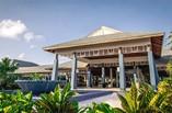 Entrance of Hotel Melia Jardines del Rey