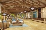 Lobby of Hotel Melia Jardines del Rey