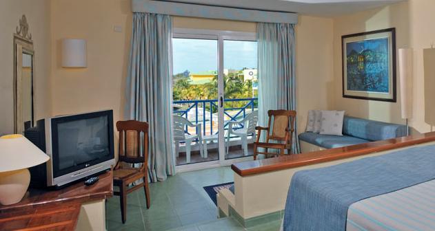 Hotel Melia Las Antillas - Junior Suite Room