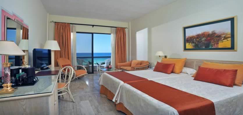 Hotel Melía Las Américas room, Varadero