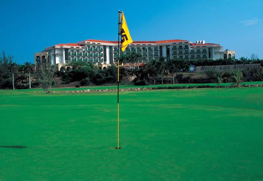 Campo de golf,Hotel Melia Las Americas, Varadero