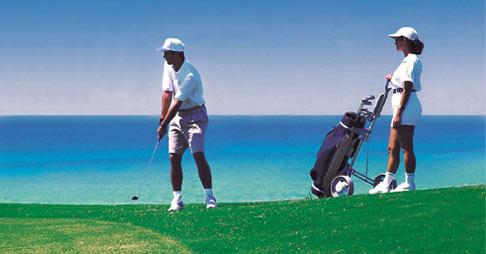 Campo de golf, Hotel Melía Las Américas, Varadero
