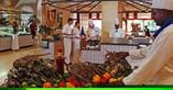 Hotel Melia Las Americas - Buffet restaurant