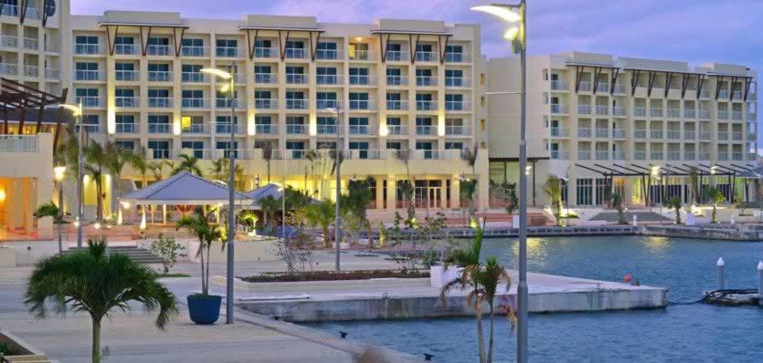 Hotel Melia Marina Varadero vista