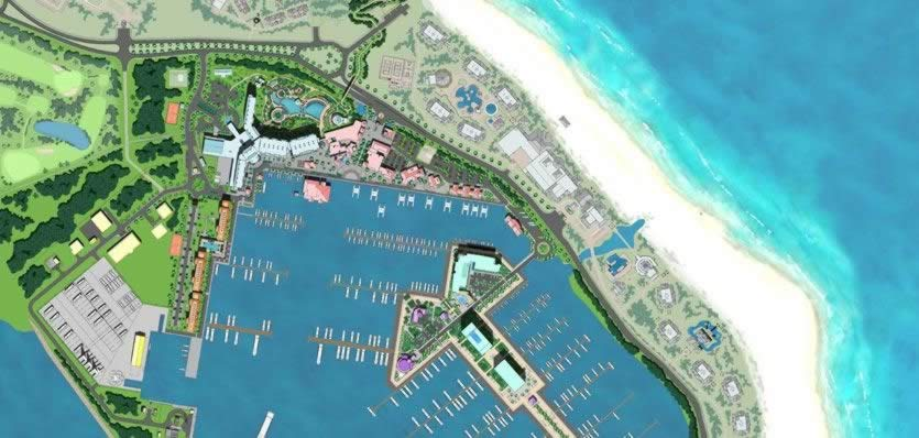 Hotel Melia Marina Varadero mapa