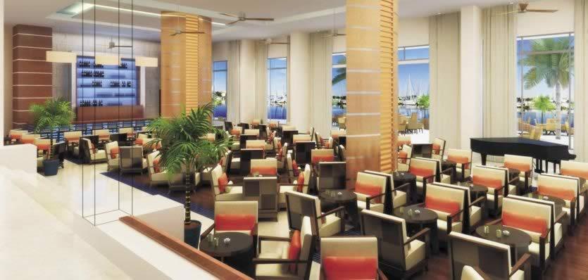Hotel Melia Marina Varadero Lobby Bar