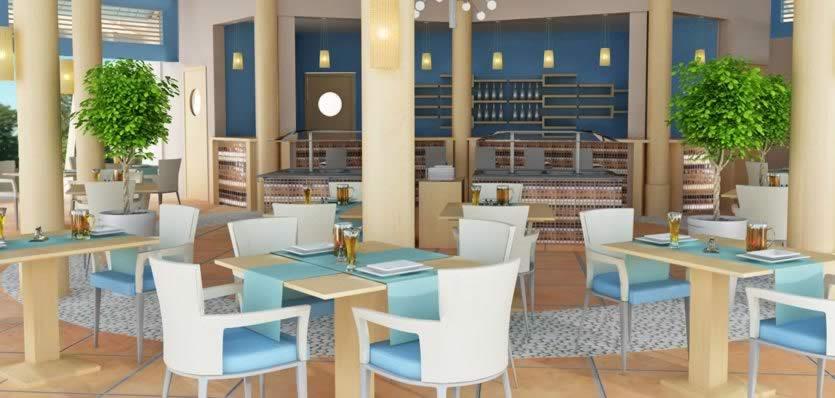 Hotel Melia Marina Varadero snack bar piscina