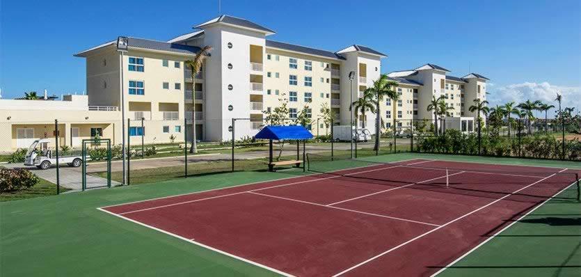 Hotel Melia Marina Varadero canch de tenis