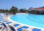 Hotel Memories Holguin Beach Resort Pool, Cuba
