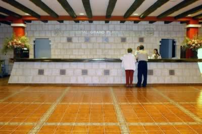 Hotel Memories Holguin Beach Resort Reception