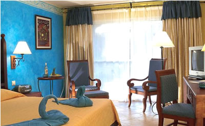 Standard room of hotel Memories Varadero