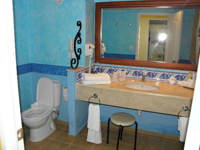Habitación Estandar del hotel Memories Varadero