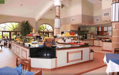 Restaurante del Hotel Starfish 4 Palmas, Varadero