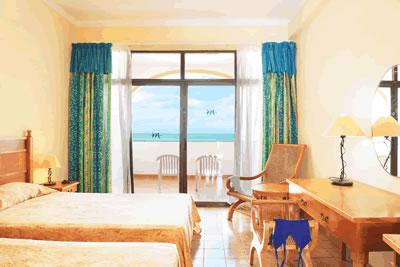 Hotel Mercure 4 Palmas Habitacion