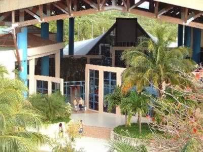 Entrada del hotel Mercure Playa de Oro, Varadero