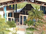 Entrance of hotel Mercure Playa de Oro