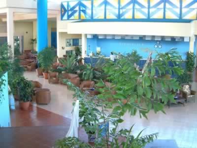 Lobby del hotel Mercure Playa de Oro, Varadero