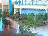 Lobby of hotel Mercure Playa de Oro
