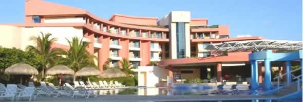 Vistas del Hotel Mercure Playa de Oro, Cuba