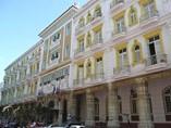Fachada del Hotel Mercure Sevilla
