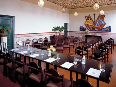 Sala de reuniones del Hotel Mercure Sevilla