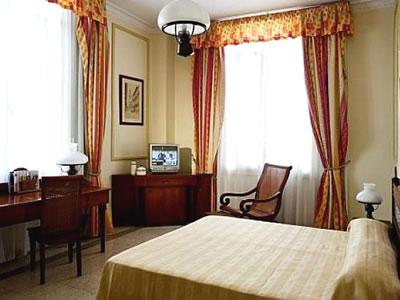 Standard Room of Hotel Mercure Sevilla