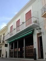 Hotel Meson De La Flota Fachada