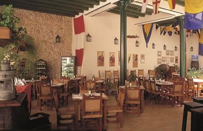 Hotel Meson De La Flota Restaurante