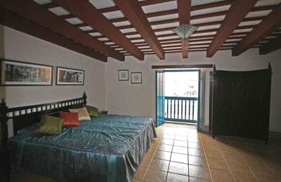 Standard Room of hotel Mesón del Regidor