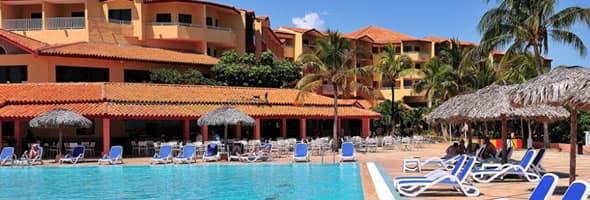 Hotel Naviti Varadero Resort pool, Varadero