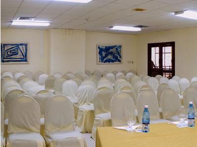 Meeting Room of hotel Neptuno-Tritón