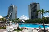 Pool of hotel Neptuno-Tritón