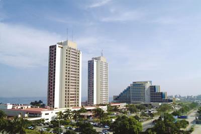 Hotel Neptuno - Tritón - La Habana, Cuba.