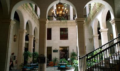 Vistas del Hotel Palacio O' Farril, Cuba