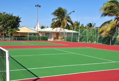 Hotel Occidental Allegro Varadero Tennis Court