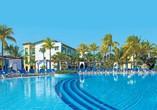 Piscina del hotel Olé Mojito, Cayo Coco, Cuba