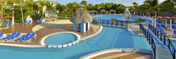 Hotel Iberostar Ole Mojito pool, Cuba