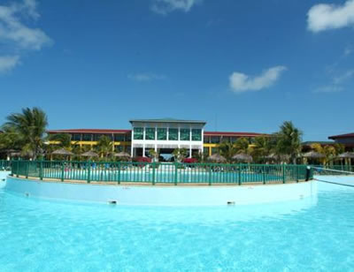 Hotel Olé Playa Blanca Pool, Cayo Largo, Cuba