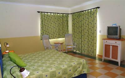 Habitación del Hotel Olé Playa Blanca, Cayo Largo