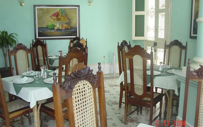 Hotel Palacio Azul Restaurant