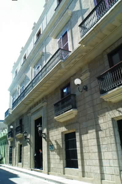 Hotel Palacio O' Farrill Fachada , Old Havana
