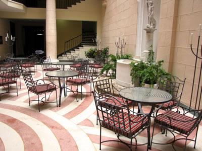 Hotel Palacio San Felipe y Santiago de Bejucal Bar