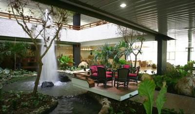 Hotel Palco Lobby