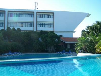 Hotel Palco Piscina